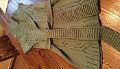 Одежда ручной работы. Ярмарка Мастеров - ручная работа Жилет вязаный. Handmade.