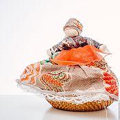 Куклы и игрушки ручной работы. Ярмарка Мастеров - ручная работа Вебинар по Славянской кукле. Handmade.