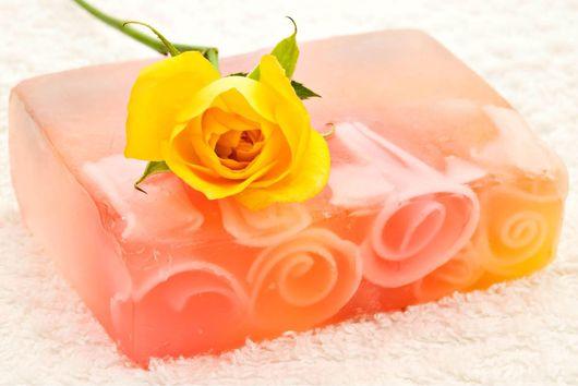 """Мыло ручной работы. Ярмарка Мастеров - ручная работа. Купить Мыло ручной работы """"Розы"""". Handmade. Мыло ручной работы"""