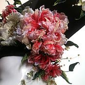 Аксессуары ручной работы. Ярмарка Мастеров - ручная работа Головной убор китайской невесты. Handmade.