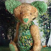 Куклы и игрушки ручной работы. Ярмарка Мастеров - ручная работа Мишка Принцесса озер. Handmade.