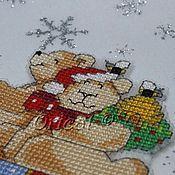 """Сувениры и подарки ручной работы. Ярмарка Мастеров - ручная работа """"Новый год на пороге"""". Handmade."""