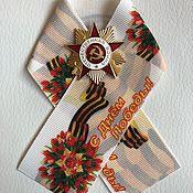 Подарки к праздникам handmade. Livemaster - original item St. George`s brooch