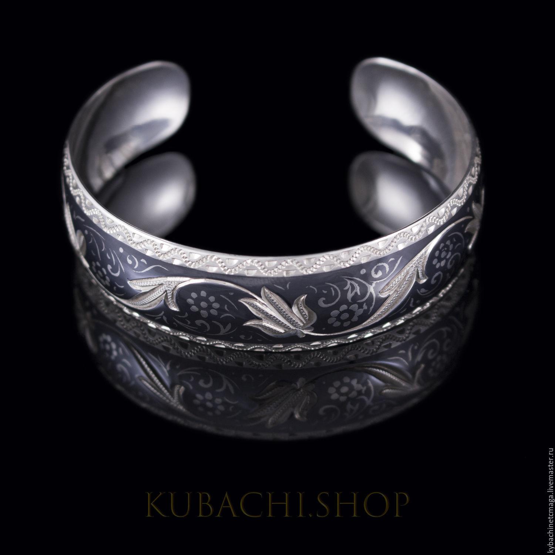 Кубачинский браслет купить в москве