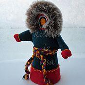 Русский стиль ручной работы. Ярмарка Мастеров - ручная работа Сувенирная кукла, хантыйская кукла,кукла ручной работы, народная кукла. Handmade.