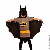 """Работы для детей, ручной работы. Ярмарка Мастеров - ручная работа """"Бэтмен"""" костюм. Handmade."""