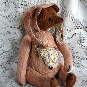 Куклы и игрушки ручной работы. Ярмарка Мастеров - ручная работа Мишка Майя маму нашлв. Handmade.