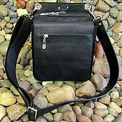 Сумки и аксессуары handmade. Livemaster - original item Mens leather bag purse MARC. Handmade.
