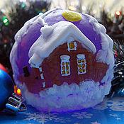 """Подарки к праздникам ручной работы. Ярмарка Мастеров - ручная работа """"Ночь перед Рождеством"""". Handmade."""