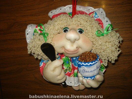 Человечки ручной работы. Ярмарка Мастеров - ручная работа. Купить Кукла-попик Оберег на удачу. Handmade. Текстильная кукла