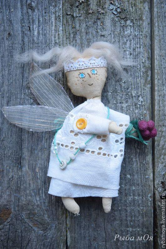Ароматизированная примитивная кукла Стрекоз) Ярмарка мастеров-ручная работа. Handmade. Чердачная кукла Стрекоз. Мастер Яга.