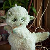 Куклы и игрушки ручной работы. Ярмарка Мастеров - ручная работа Морозное яблочко. Handmade.
