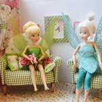 Кукольная мебель - Ярмарка Мастеров - ручная работа, handmade