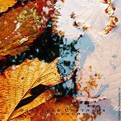 Картины и панно ручной работы. Ярмарка Мастеров - ручная работа Осенние Листья ... ( авторская фотокартина для интерьера). Handmade.