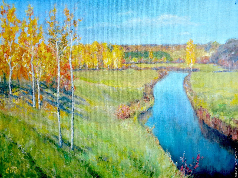 Сказкам бажова, картинки левитана золотая осень