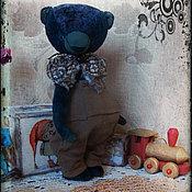 Куклы и игрушки ручной работы. Ярмарка Мастеров - ручная работа Мишка тедди. Мальчик.. Handmade.