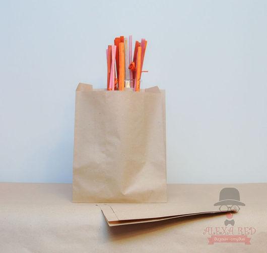 Упаковка ручной работы. Ярмарка Мастеров - ручная работа. Купить 26х20х9 см V-образный упаковочный беж.. Handmade.
