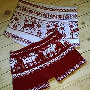 Одежда ручной работы. Ярмарка Мастеров - ручная работа шорты с оленями. Handmade.