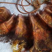 """Аксессуары ручной работы. Ярмарка Мастеров - ручная работа Бактус"""" Осенний привет"""". Handmade."""