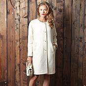 Одежда handmade. Livemaster - original item Coat Alba 4250181. Handmade.