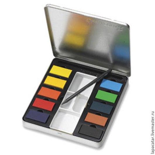 """Другие виды рукоделия ручной работы. Ярмарка Мастеров - ручная работа. Купить Акварельные блоки большого размера """"Aqua Brique"""" 10 цветовCreta Color.. Handmade."""