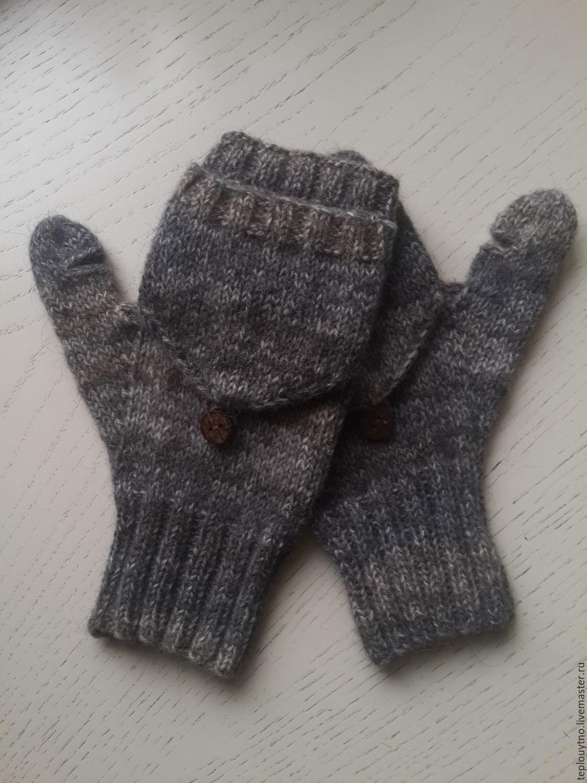 Перчатки вязаные своими руками фото 606