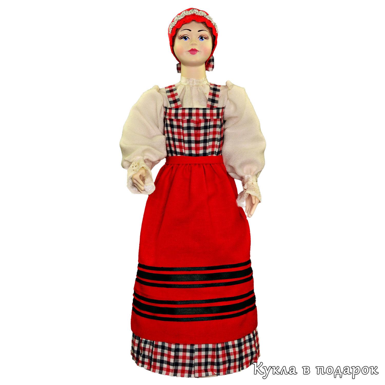 Архангельская кукла в национальном костюме – купить на ...