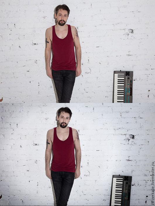 Обработка промо-фотографий музыканта.