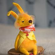 Куклы и игрушки ручной работы. Ярмарка Мастеров - ручная работа Друг солнечного зайчика. Handmade.