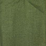 Материалы для творчества ручной работы. Ярмарка Мастеров - ручная работа Лён 100%. Зеленый мох. Handmade.
