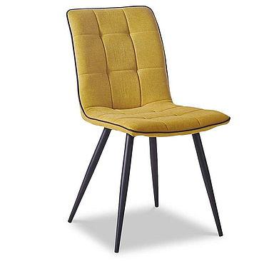Мебель ручной работы. Ярмарка Мастеров - ручная работа Стул  SKY-1 желтый /черный. Handmade.