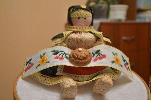 Народные куклы ручной работы. Ярмарка Мастеров - ручная работа. Купить куклы в народном стиле На счастье!. Handmade. Декор