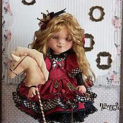 """Куклы и игрушки ручной работы. Ярмарка Мастеров - ручная работа Текстильная кукла """" ALICE № 3"""". Handmade."""