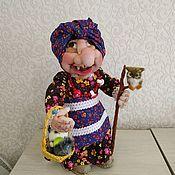 Куклы и пупсы ручной работы. Ярмарка Мастеров - ручная работа Баба Яга. Handmade.