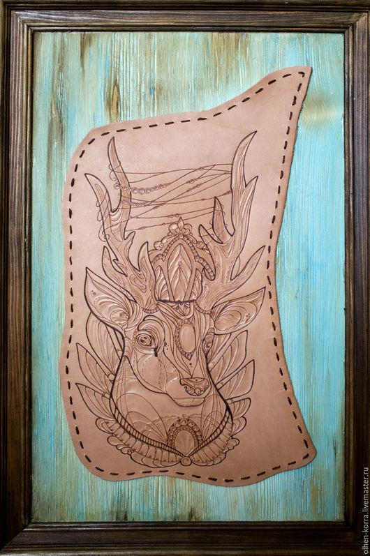 Животные ручной работы. Ярмарка Мастеров - ручная работа. Купить Neo-Traditional 18 фантазийный. Handmade. Комбинированный, подарок девушке