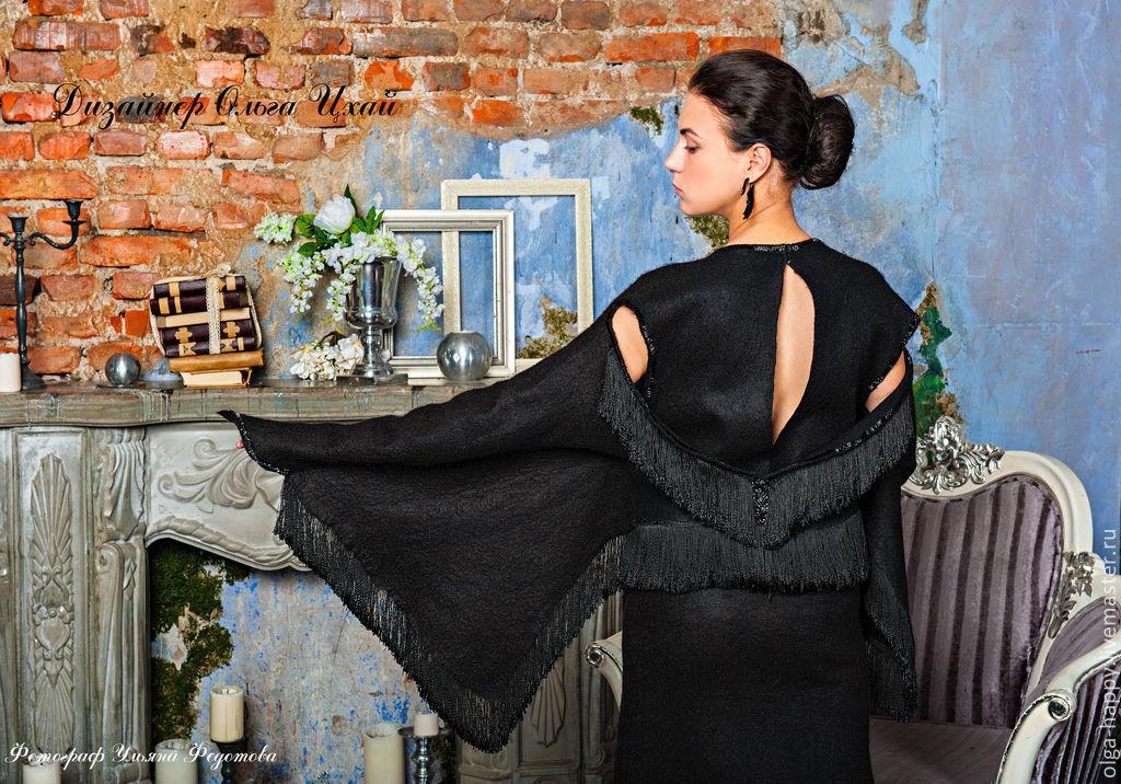 Model: Inna Frantsuzova. Photographer: Uliana Fedotova.