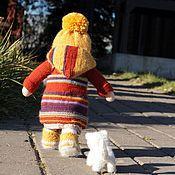 Вальдорфские куклы и звери ручной работы. Ярмарка Мастеров - ручная работа Няша и Пушок. Handmade.