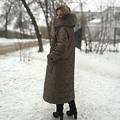 Одежда handmade. Livemaster - original item Coat winter, spring, autumn