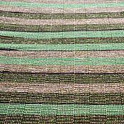 Для дома и интерьера ручной работы. Ярмарка Мастеров - ручная работа Половик ручного ткачества (№ 137). Handmade.