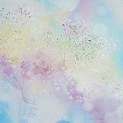 Картины и панно ручной работы. Ярмарка Мастеров - ручная работа Тающее мгновение.... Handmade.