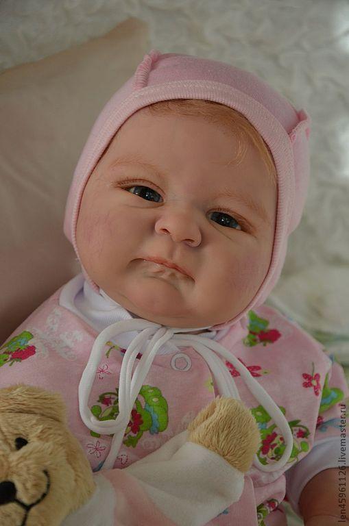 Куклы-младенцы и reborn ручной работы. Ярмарка Мастеров - ручная работа. Купить Фимочка.. Handmade. Серафина, Стеклогранулят