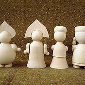 Материалы для творчества ручной работы. Ярмарка Мастеров - ручная работа Девы маленькие. Handmade.