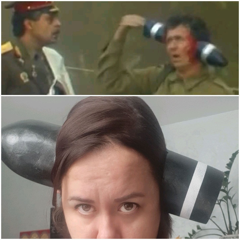 Снаряд в голове, Атрибутика, Екатеринбург,  Фото №1