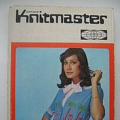 Материалы для творчества ручной работы. Ярмарка Мастеров - ручная работа Каталог узоров  для вязальных машин Knitmaster. Handmade.