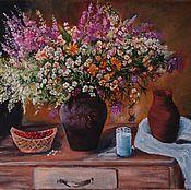 Картины и панно handmade. Livemaster - original item Oil painting,