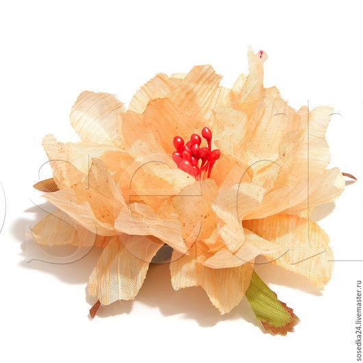 Цветы ручной работы. Ярмарка Мастеров - ручная работа. Купить Головки цветов маленькие для заколок и украшений  SA115-215. Handmade.