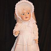 Куклы и игрушки ручной работы. Ярмарка Мастеров - ручная работа Реставрация антикварной куклы Аутфит. Handmade.