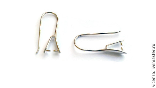 Швензы-петельки  разъемные для сережек  Размер - 20 мм