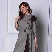 Dresses handmade. Livemaster - original item Dress in the style of the 50s No. 1010110. Handmade.