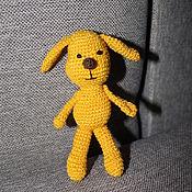 Куклы и игрушки ручной работы. Ярмарка Мастеров - ручная работа Собака Дружок.. Handmade.